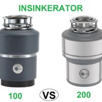 Insinkerator 100 vs 200