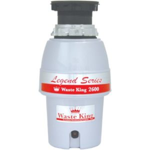 best low profile garbage disposal