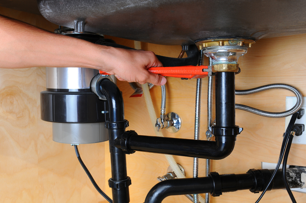 how to install new drain pipes