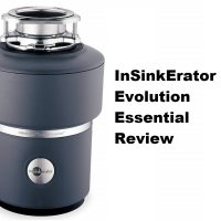 InSinkErator Evolution Essential Review