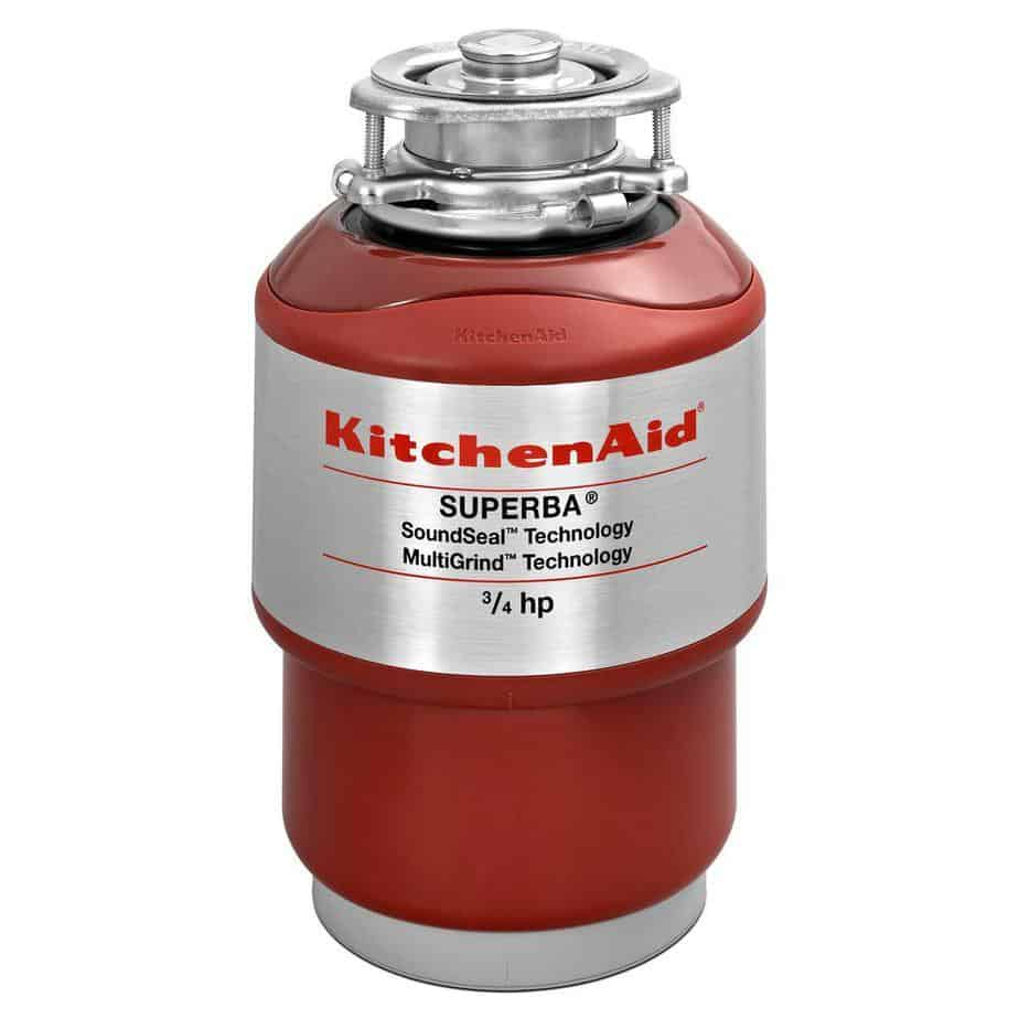 kitchenaid garbage disposal