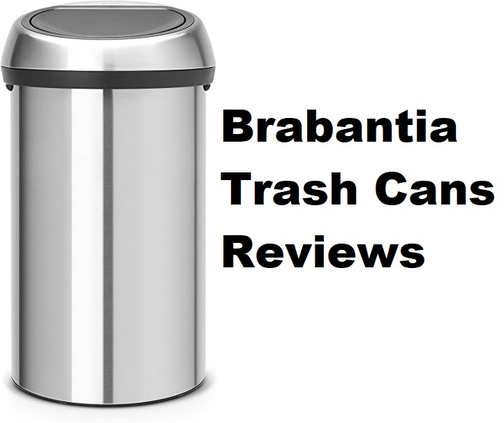 Brabantia Trash Cans Wide Affordable Innovative Collection