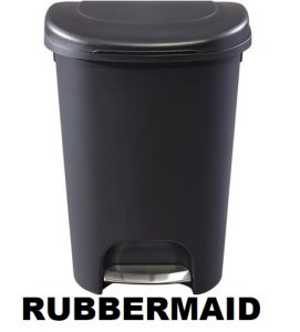 Rubbermaid Trash Can Reviews